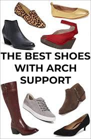 best shoes with arch support for women