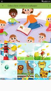 أفضل خلفيات للأطفال For Android Apk Download