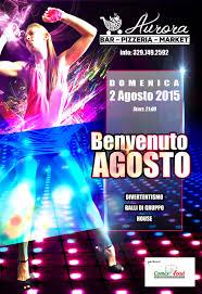 ComesFood - Benvenuto Agosto - Villaggio Aurora 2015