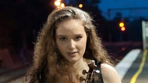 Meet Anne-Marie Johnson, violinist