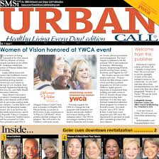 Urban Call YWCA Women of Vision by SMSi-Urban Call Marketing, Inc. - issuu