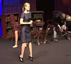 Aimee Mullins Redefines Sexy as a Double Amputee