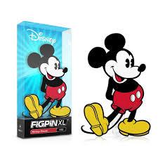 Disney Mickey Mouse FiGPiN XL Enamel Pin - Entertainment Earth