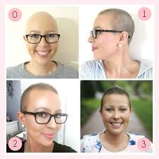 post chemo hair growth styling tips