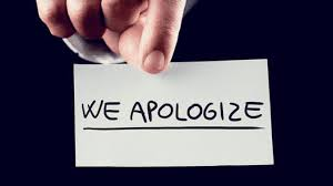 contoh surat permohonan maaf kepada konsumen dalam bahasa inggris