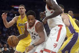Lakers vs. Raptors Final Score: Second half blues strike as Lakers ...