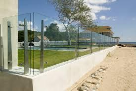 Glass Pool Fence Frameless Glass Pool Fence American Frameless