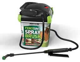 Tools For The Trade Ronseal Power Sprayer Fence Spraying Made Easy