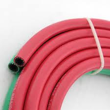 ce certified rubber twin welding hose