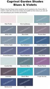Cuprinol Garden Shades Blues Violets 2 5l