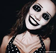 creepy doll makeup tutorial saubhaya