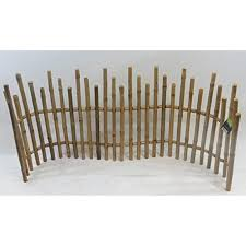 Mgp 5 Ft L X 2 Ft H Bamboo Picket Fence Rolled Fence Nbf 24 The Home Depot