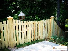 Building A Picket Fence On A Slope By Fenceworkshop Lumberjocks Com Woodworking Community