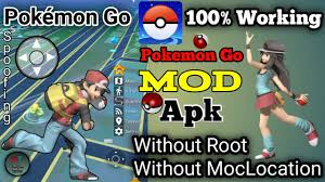 Pokemon Go Mod Apk 100% Working - Joystick & Location without Root & Mock  Location