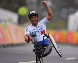 Il giorno di Zanardi a Castiglion Fiorentino - Sport - lanazione.it