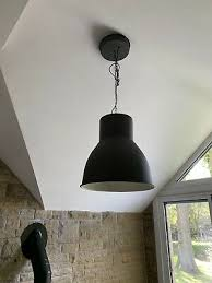 3 pendant lamp light ikea hektar