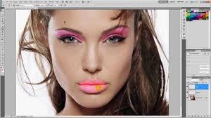 photo cs5 makeup tutorial hd