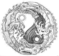 De 93 Beste Afbeeldingen Van Yin Yang Tatoeages Ying Yang Ying