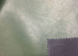 0 95 mm olive faux leather fabric