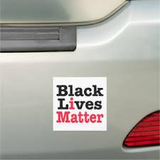 Black Lives Matter Bumper Stickers Decals Car Magnets Zazzle