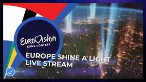 Eurovision: Europe Shine A Light - Live Stream - YouTube