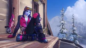 widowmaker 4k 8k hd overwatch wallpaper