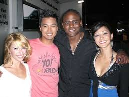 "Wendy Calio - Pre ""Nina"" backup dancing for Wayne Brady at... | Facebook"