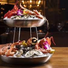 seafood towers in Las Vegas ...