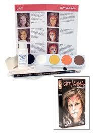cat face makeup kit professional