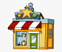 Toy Clipart Toy Store - Toy Shop Clipart Png , Transparent Cartoon ...