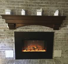 electric fireplace installations