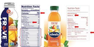 fruve fruits juice mango madness