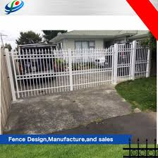 China Cheap Fencing Panels Outdoor Small Garden White Privacy Fence China Fence Panel And Garden Fence Price