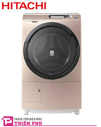 Tổng đại lý phân phối Máy Giặt Sấy Hitachi Inverter BD-S5500(N) 10.5 Kg giá  rẻ nhất