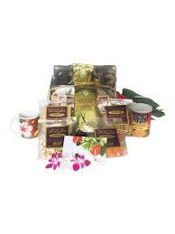 big kahuna hawaiian gift basket with