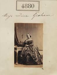 NPG Ax54888; Lina Graham - Portrait - National Portrait Gallery