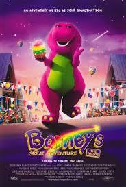 Barney's Great Adventure - Wikipedia