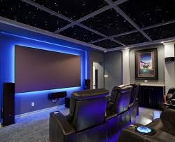 diy home theater decorations ideas