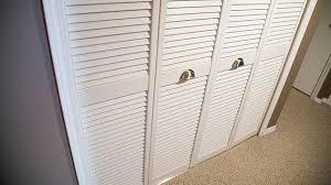 how to hang bifold closet doors today