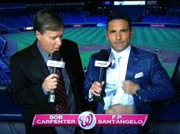 Nats Enquirer: Bob Carpenter and F.P. Santangelo untuck their shirts for  Nats MASN postgame show