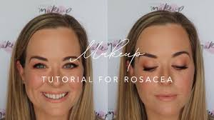makeup tutorial for redness rosacea