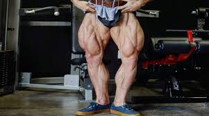 Julian Smith With Most Insane Sculpted Quad - Muscles Monsters
