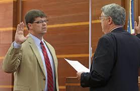 BERG SWORN IN AS COURT-AT-LAW JUDGE – KWHI.com
