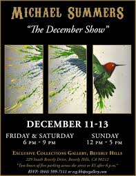 michael summers the december show