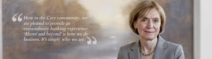 Meet Patsy Johnson | Banking President, Cary, N.C.