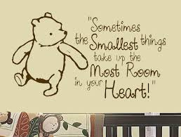Classic Pooh Wall Quotes Quotesgram