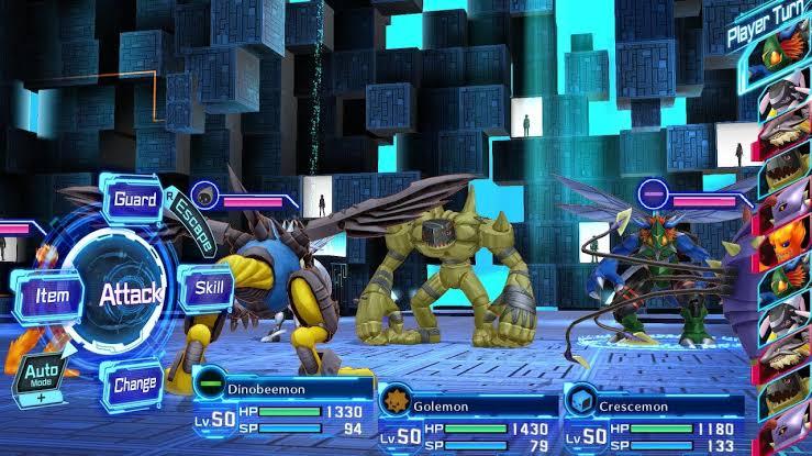 """Résultat de recherche d'images pour """"Digimon: Cyber Sleuth: Complete Collection"""""""""""
