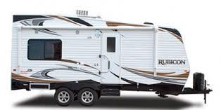 2016 dutchmen rubicon 2600 trailer