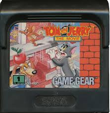 Tom and Jerry the Movie Game Gear Game For Sale
