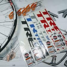 Trek Bike Frame Stickers Bike Stickers Bike Accessories Bicycle Stickers Bicycle Frame Cycling Stickers Cycling Decal Bike Frame Bike Stickers White Bike Frame
